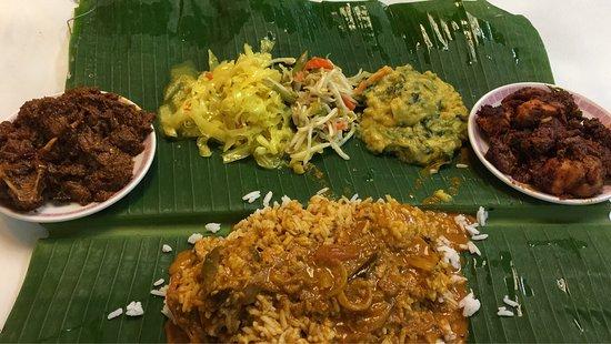 Moorthy39s Mathai Banana Leaf Restaurant Subang Jaya