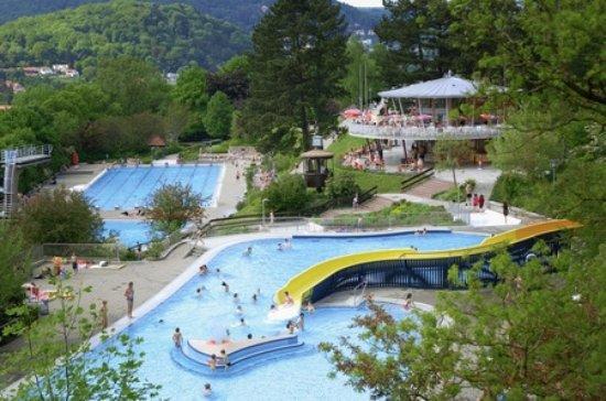 Terrassenschwimmbad (Bad Kissingen, Germany) Top Tips Before You - bad kissingen