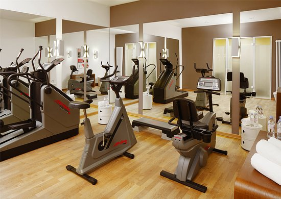 Fitness - Picture of 25hours Hotel Number One, Hamburg - TripAdvisor - esszimmer 25hours