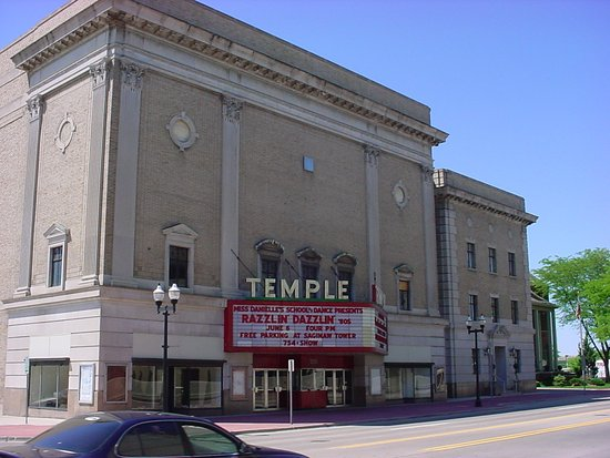 Temple Theater (Saginaw) - 2018 All You Need to Know BEFORE You Go