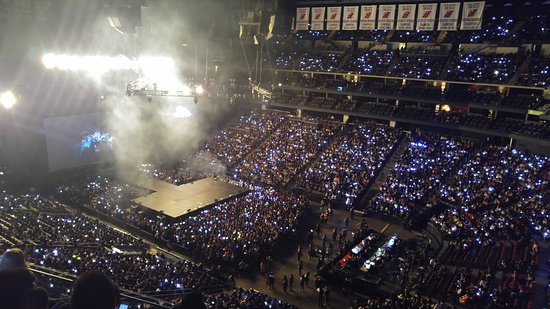 Awesome experience! BTS concert March 23 and 24! - Picture of