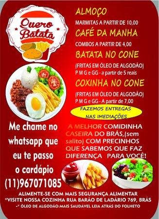 Nosso Panfleto na Região fotografía de Quero Batata, Sao Paulo