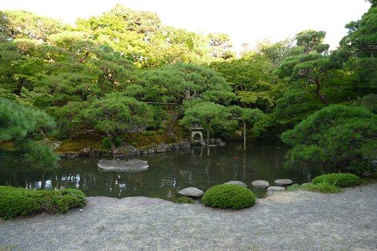 sehr schöner Garten - Picture of Kyoto Shirakawain, Kyoto - schoner garten bilder