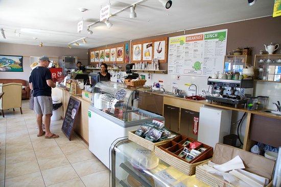 Cafe interior - Picture of CV Cafe, St George - TripAdvisor