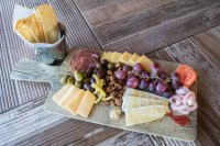 Artisan Cheese Plate - Picture of Market Broiler, Orange ...
