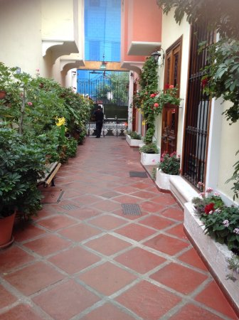 Hostal El Patio Updated 2017 Prices Bb Reviews Lima