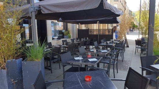 mise en scene - Picture of Restaurant Bar Mise en Scene, Esch-sur