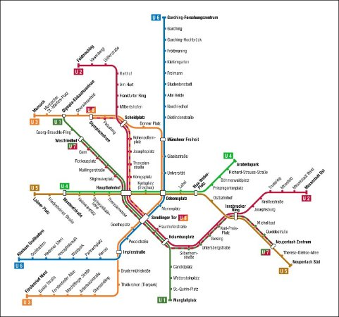 Photo3 Jpg Picture Of Mvv Munich Tram System Tripadvisor - Mvv Munich