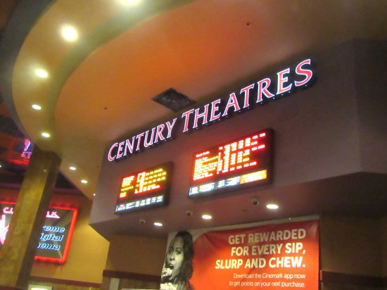 Century Theatres, Southpoint Casino, Las Vegas, Nevada - Picture of