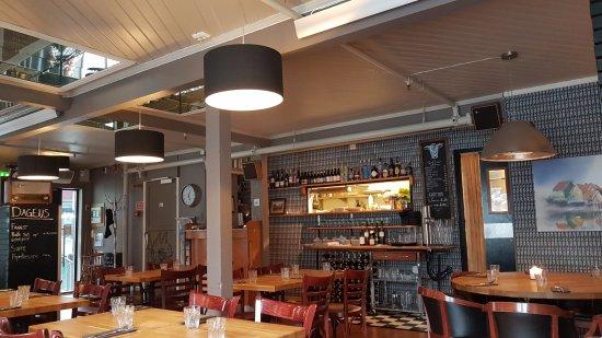 offene Küche - Picture of Bardus Bistro \ Bar, Tromso - TripAdvisor - offene kuche