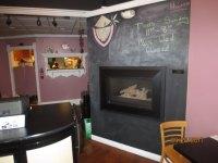 fireplace - Picture of Vnam Kitchen, Plantsville - TripAdvisor