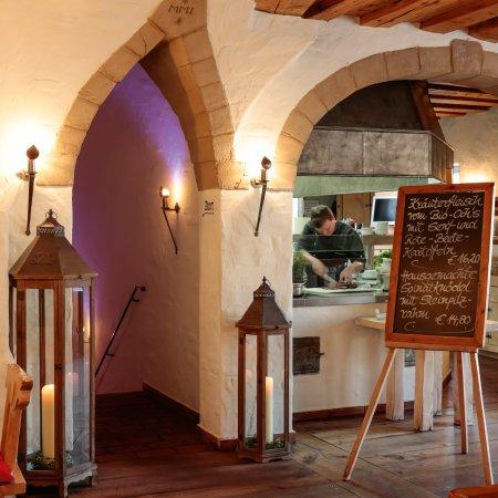 Offene Küche - Picture of Postillion, Rottach-Egern - TripAdvisor - offene kuche