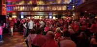Floor level seating - Picture of House of Blues Restaurant ...