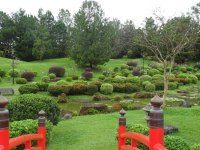 Japanese garden Singapore - Picture of Chinese and ...