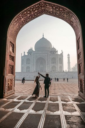 Taj-Mahal-21_largejpg - Picture of Indian Trip Maker, New Delhi