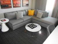 Living room in suite - Picture of Hyatt Regency Los ...