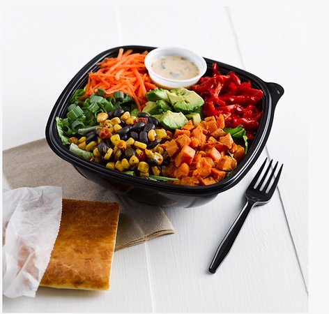 smartfit salad - Picture of Cosi, Boston - TripAdvisor