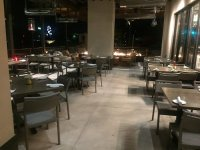 West Patio & Fire Pit - Picture of Tommy Bahama Restaurant ...