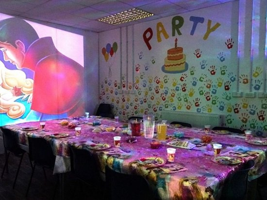Choose a Theme to Tailor your little ones Party - Picture of