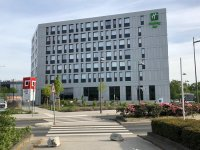 Holiday Inn Frankfurt Airport - Picture of Holiday Inn ...