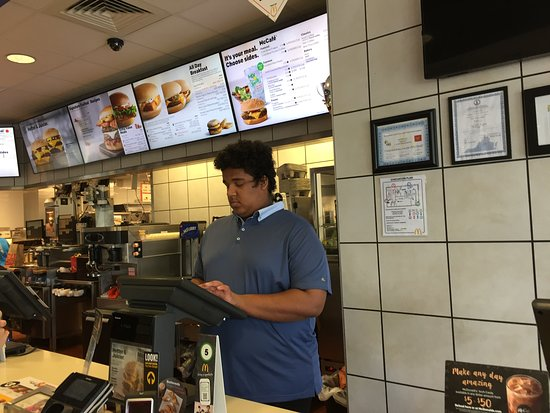 order taker - Picture of McDonald\u0027s, Akron - TripAdvisor
