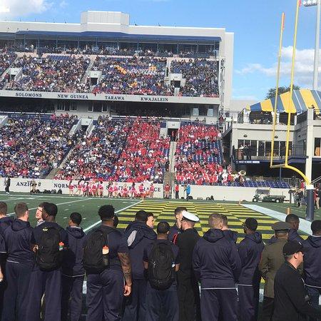 Navy-Marine Corps Memorial Stadium (Annapolis) - 2019 All You Need