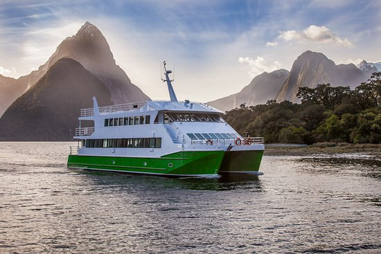 Zwembad Queenstown Awesomenz Milford Sound Day Tour (queenstown) - 2019 Alles