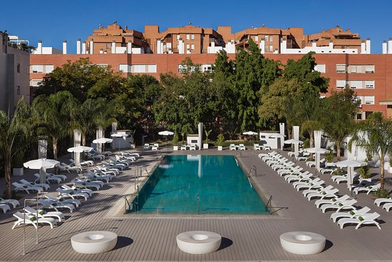 Piscina Hotel Los Lebreros Sevilla Melia Lebreros - Updated 2019 Prices, Hotel Reviews, And
