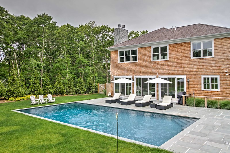 Luxury East Hampton Home w/Private Saltwater Pool! UPDATED 2019
