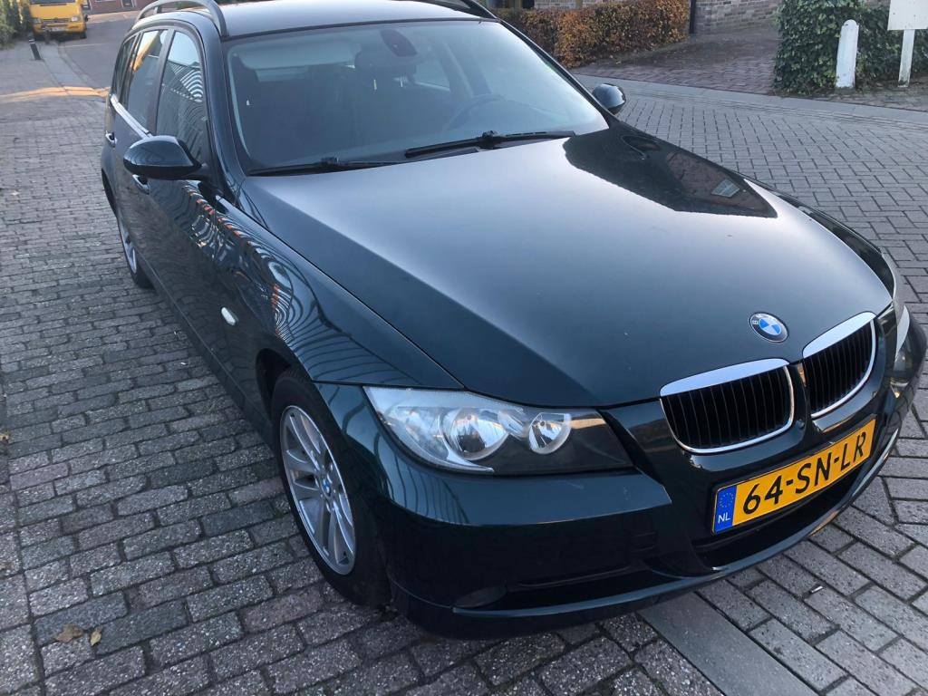 Afmetingen Bmw 3 Serie Bmw 3 Serie Touring 318i High Executive Benzine Uit 2006 Www