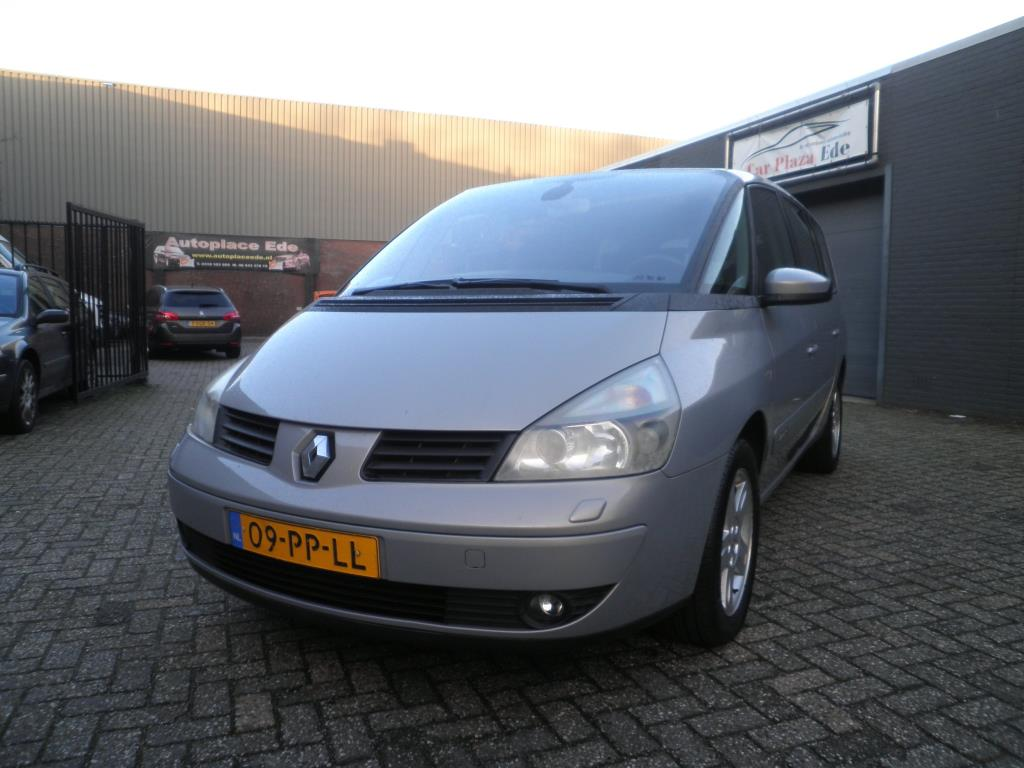Renault Xenon Verlichting Renault Grand Espace 2 2 Dci Expression Clima Cruise Alcantara