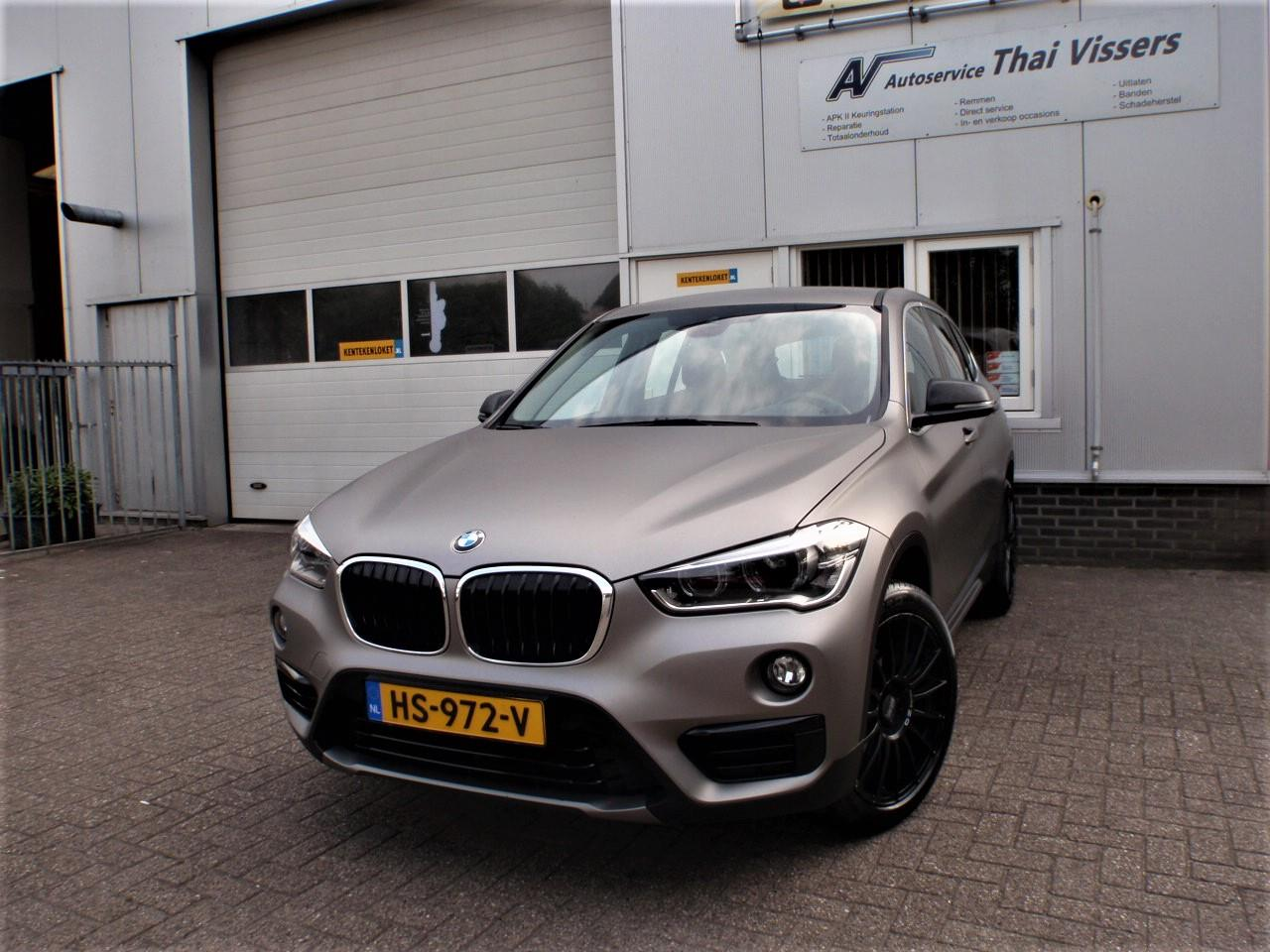 Led Verlichting Bmw X1 Bmw X1 1 8d Sdrive Corporate Lease Sport M Stuur Head Up