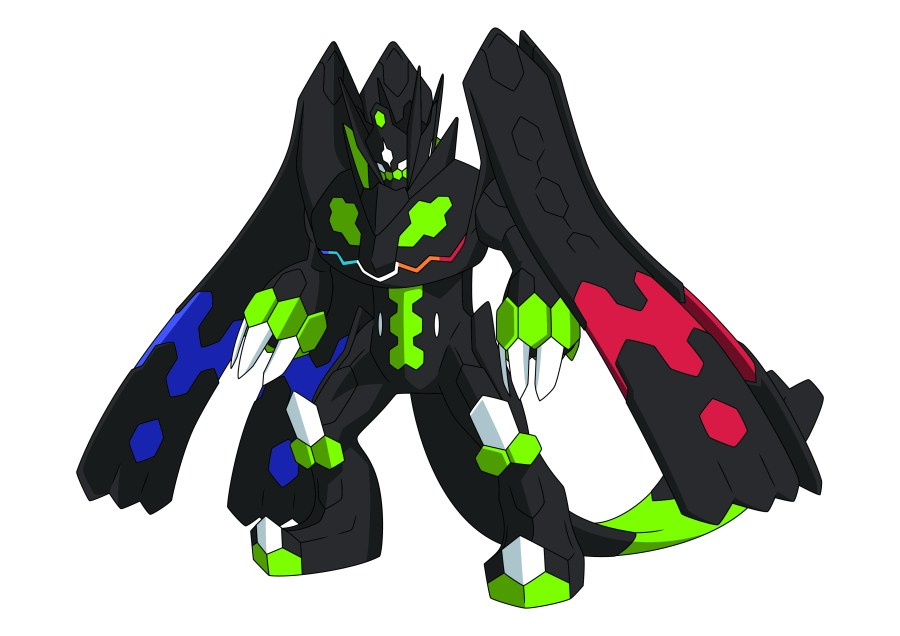 New Zygarde Formes, Ash-Greninja, and Pokémon XY\u0026Z Anime Officially Revealed