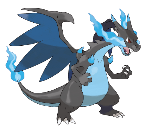 ... It requires the Charizardite X Mega Stone in order to Mega