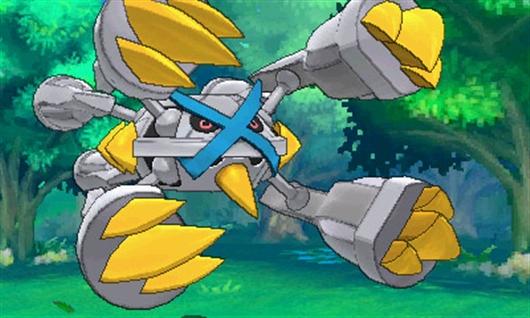 Mega Metagross - New Mega Evolutions - Pokémon Omega Ruby  Alpha