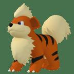 Pokemon Arcanine And Growlithe