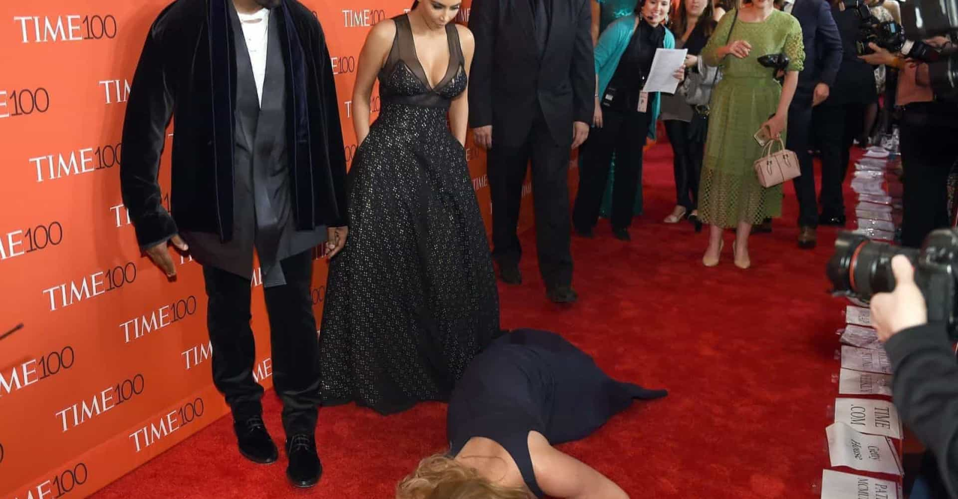Carpet U2 Funny Celebrity Moments Pranksters On The Red Carpet