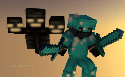 Wallpaper Generator with skins - Other Fan Art - Fan Art - Show Your Creation - Minecraft Forum ...