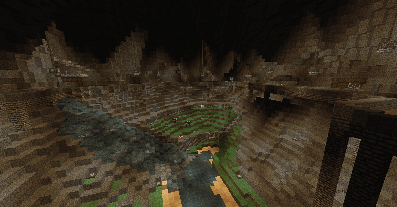 Minecraft Cave Related Keywords
