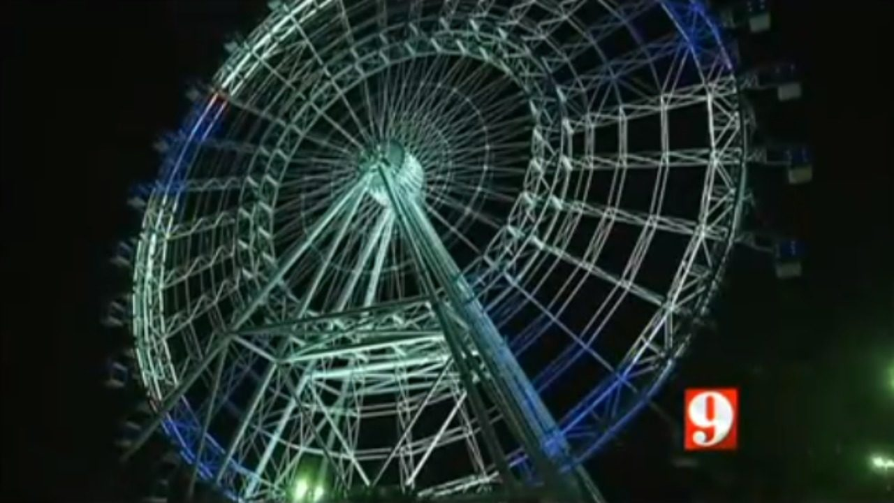 Garage Experts Of East Orlando Guide To Icon Orlando Formerly Known As Coca Cola Orlando Eye Wftv