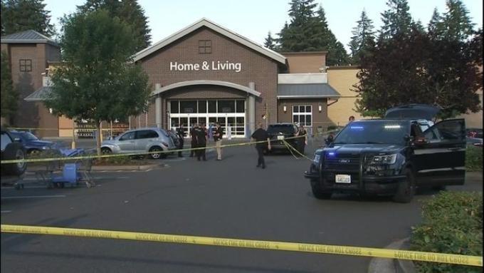 Walmart shooting Armed civilian took down shooter in Washington