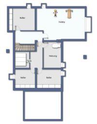 Grozgiges 1-2-Familienhaus mit herrlichem Ausblick in ...