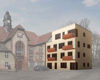 Wohnen nahe der Klosterruine Greifswald-Eldena in einem ...