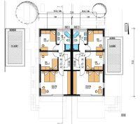 Neubau, 2 Doppelhaushlften Top Lage mit groem Garten ...