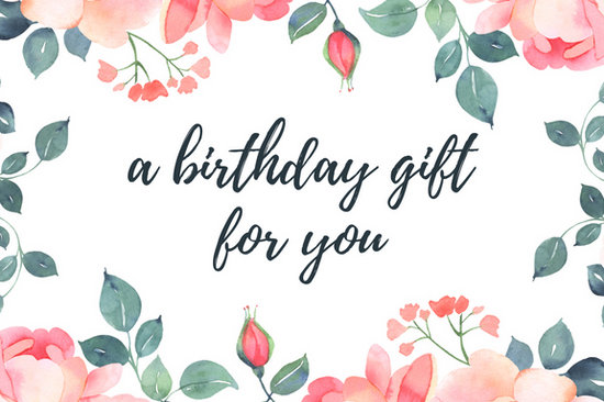 birthday gift card - Geccetackletarts - sample birthday gift certificate template