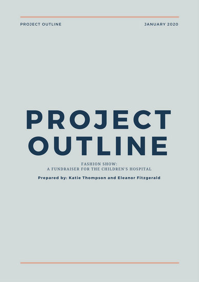 project outline - Towerssconstruction