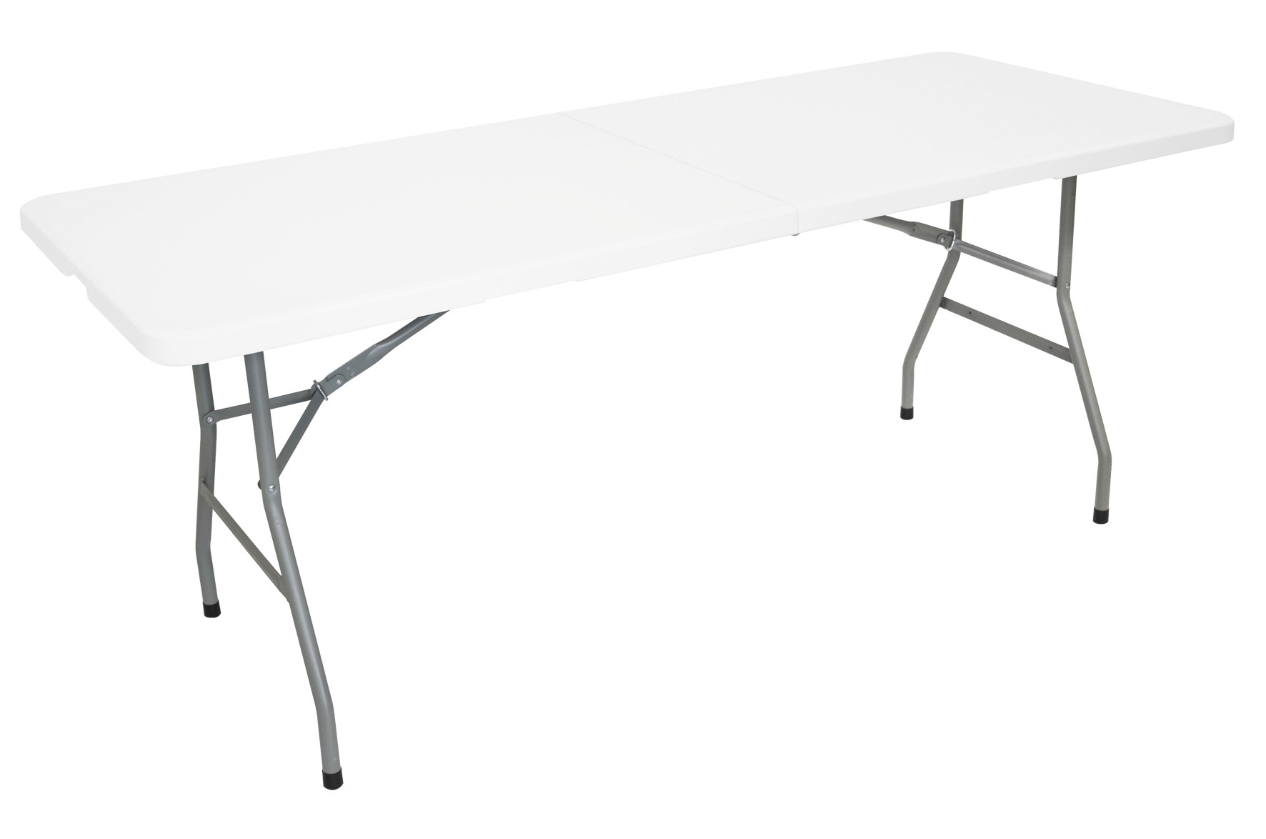 Table Pliante Multi Usage Table Pliante Multiusage L 1 80 M Blanc 447894