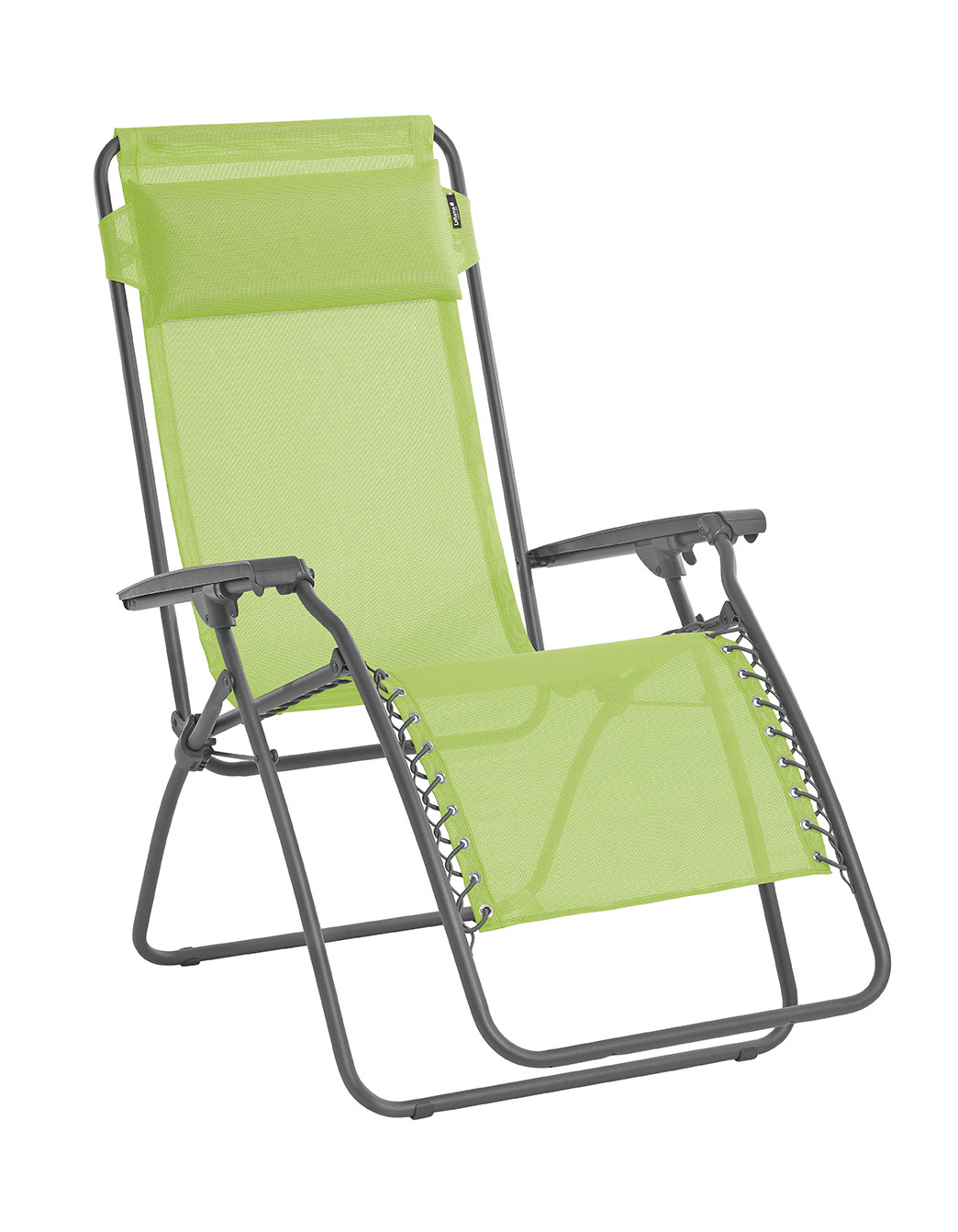 Chaise Relaxe Chaise Longue Relax Rt2 Texplast Vert Pomme