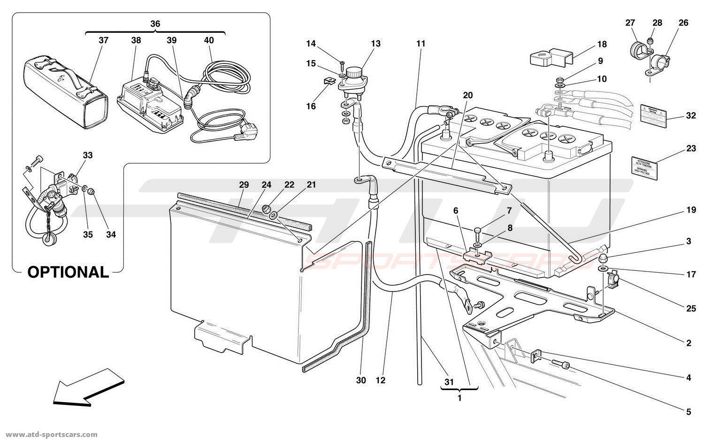ferrari 456 gt wiring diagram