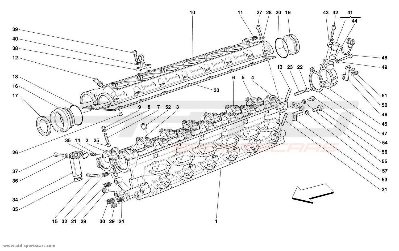 ferrari 456 gt wiring diagrams